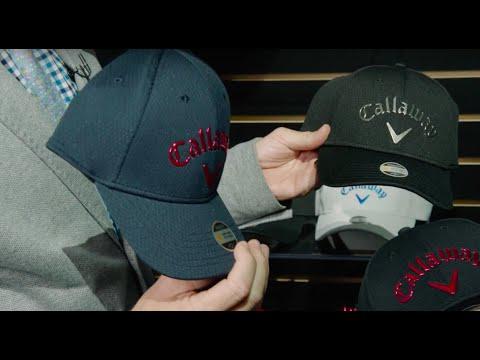 The Rundown on Callaway s Stylish New Hat Lineup - YouTube 895f0da9b64
