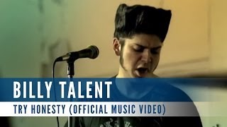 Billy Talent - Try Honesty (Official Music Video)