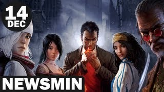 Newsmin - 14/12/12 - GoG Holiday Sale, The Secret World Free To Play, Reversible Infinite Box-art & More!