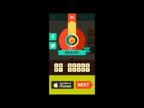 Icon Pop Song - Level 2 All Answers Walkthrough