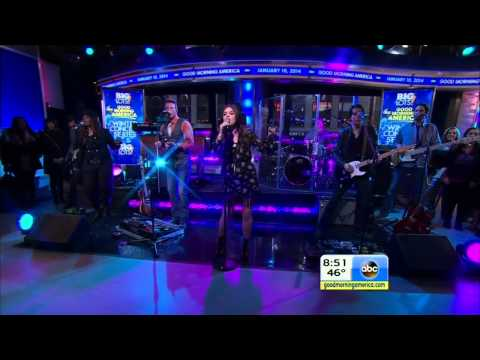 Lucy Hale - You Sound Good To Me - Good Morning America