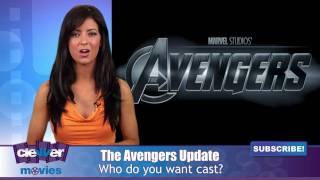 "V's Morena Baccarin As Nick Fury's Sidekick In ""The Avengers"""