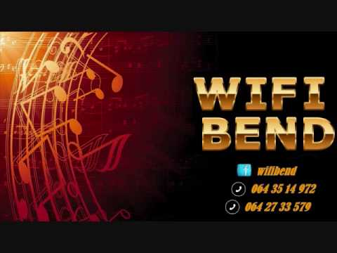 Wi-Fi band - contact