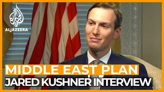 Trump's plan last chance for a Palestinian state, says Kushner