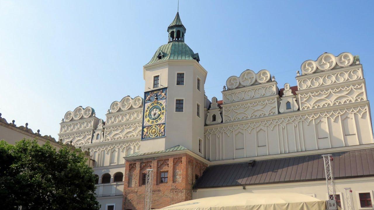 Ducal Castle Szczecin West Pomeranian Poland Europe