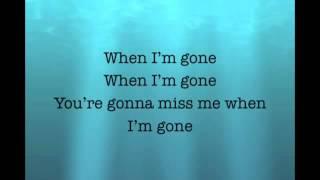 Cups lyric video