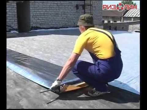 видео: Ремонт крыши и ремонт кровли. Ризолин!