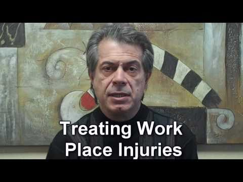 Treating Work Place Injuries Mississauga Video