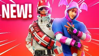 FORTNITE NEW LEAKED SKINS!!! (EXCLUSIVE AND RARE SKINS) HOW TO GET NEW SKINS FOR FREE???