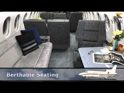 Falcon Jet 900EX Private Jet Charter