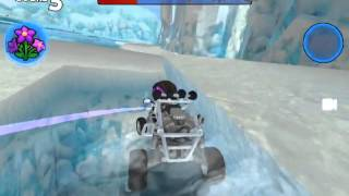 beach buggy racing follow the leader very tricky leilani dune jumper