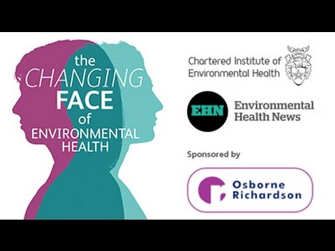 The Changing Face of Environmental Health