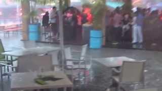 Onweer Gentse feesten 28-11-2014