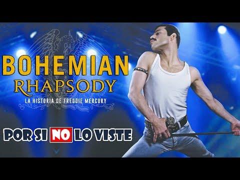 Por si no lo viste: Bohemian Rhapsody