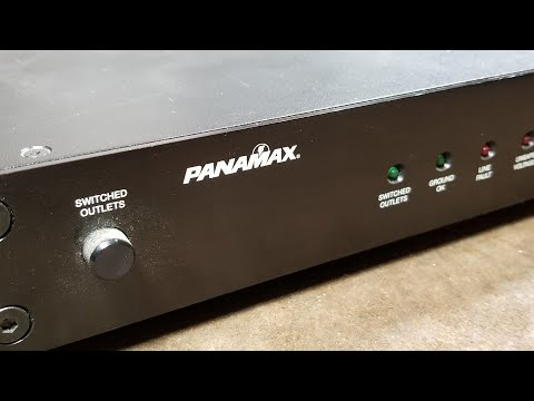 PanaMax Max 4300 Power Conditioner Review