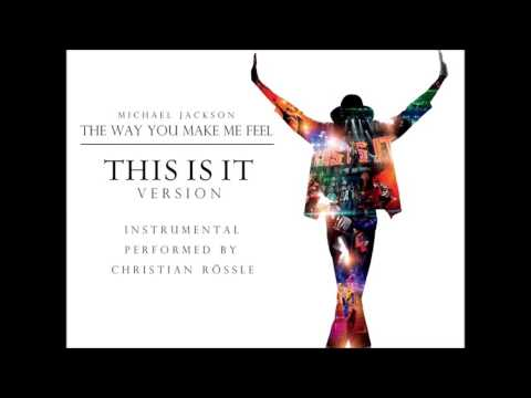 Michael Jackson - The Way You Make Me Feel (Instrumental / Karaoke performed by Christian Rössle)