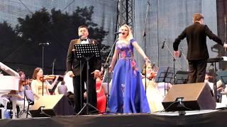 Ana Cernicova & Ion Timofti - Orasul meu cu umeri albi de piatra (Eugen Doga)