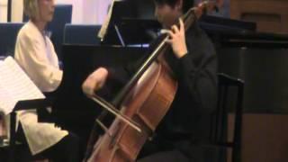 Sonata Op.69 for Cello and Piano by Beethoven (Adagio cantabile/Allegro vivace)