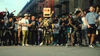 vuclip LMFAO Robot Dance - Slow Motion TUTORIAL