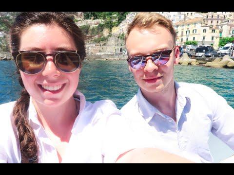 HIDDEN PRIVATE BEACH IN ITALY!