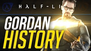 Half Life Lore - The Mysterious Story of Gordon Freeman