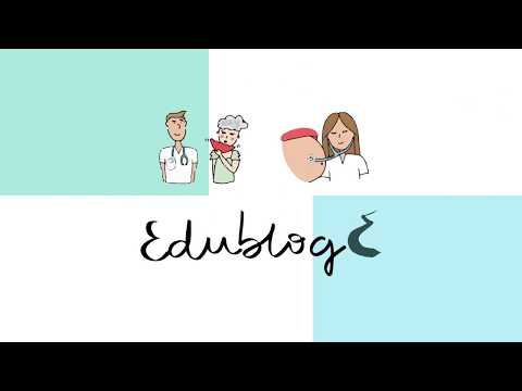 """""""Edublog Enfermería"""". Funcionalidades y equipo"""