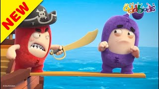Oddbods | New | AT THE MOVIES... | Funny Cartoons For Kids