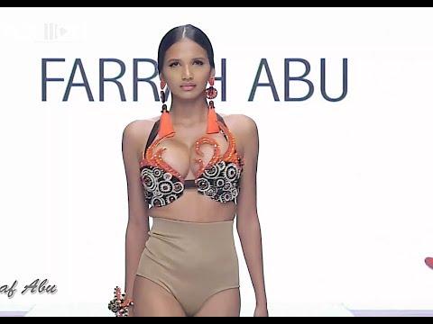 FARRAH ABU Spring Summer 2018 Art Hearts Los Angeles - Fashion Channel