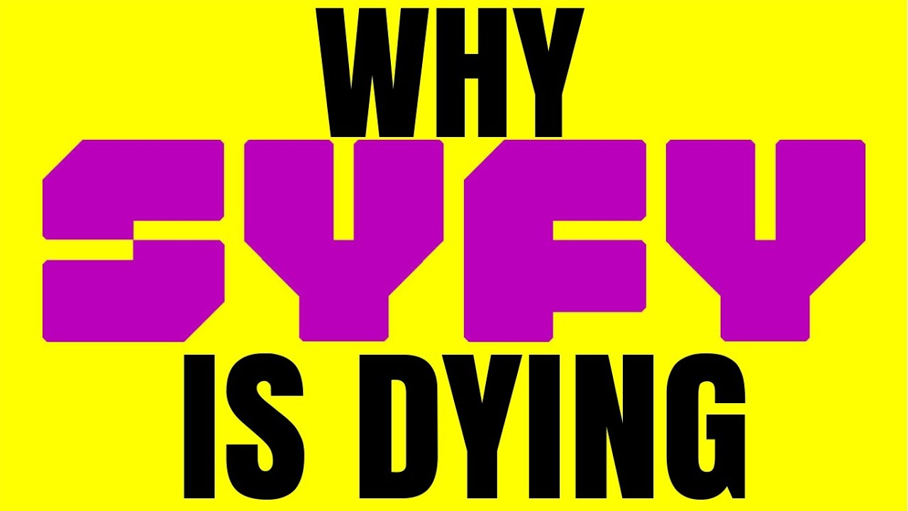 The Slow, Painful Death of SYFY