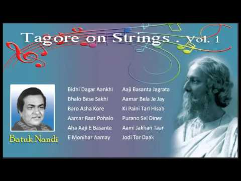 Tagore on Strings | Batuk Nandi Plays Rabindra sangeet on the Guitar | Instrumental Tagore Vol - 1