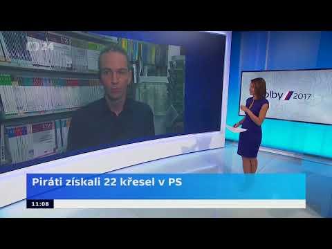 Interview s Ivanem Bartošem po volbách