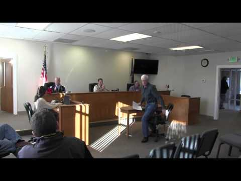 Lake County Commissioners meeting 12-01-2015
