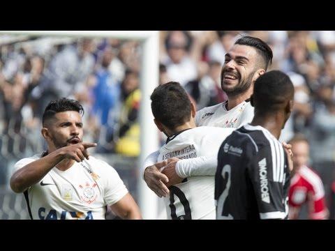 Corinthians 3 x 0 Ponte Preta 3°rodada Campeonato Brasileiro 2016
