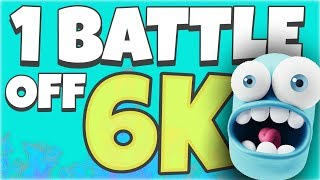 1 BATTLE OFF 6K!! BH8 GLOBAL 1 REPLAYS & STRATEGYS | COC BUILDER BASE | CLASH OF CLANS
