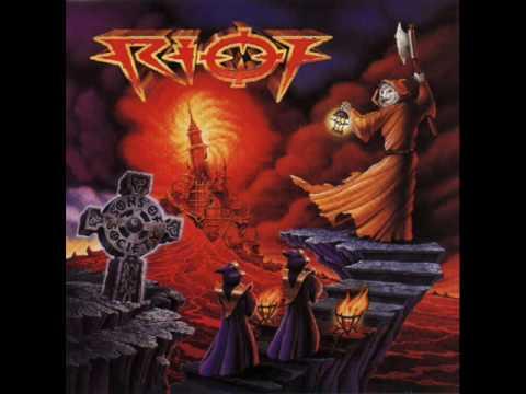 Riot - Twist of Fate