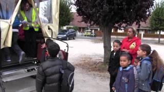 VIDEO. Ils vont à l'école à cheval à Villebarou (Loir-et-Che