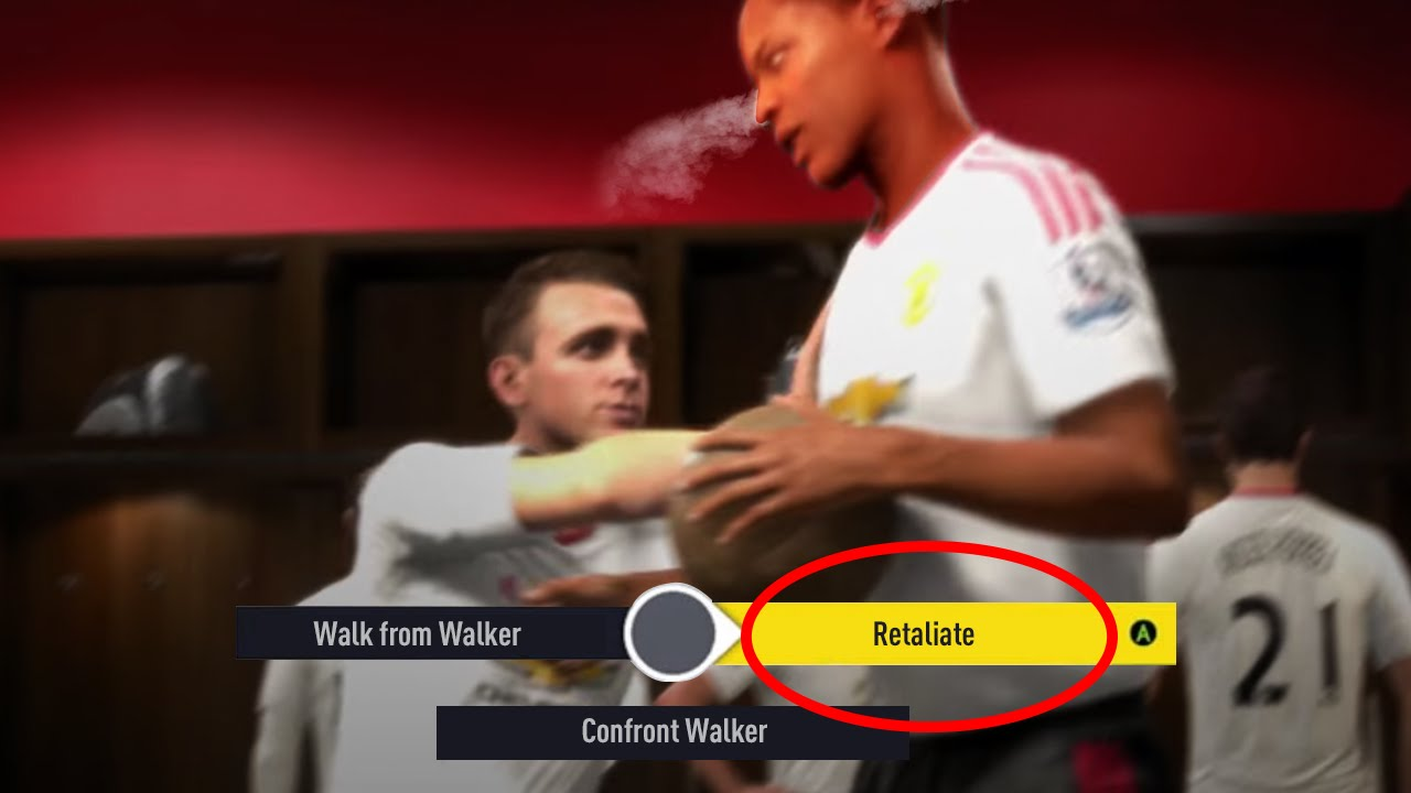 What Happens If Alex Hunter Completely LOSES CONTROL? (Fifa 17 The Journey)  - YouTube