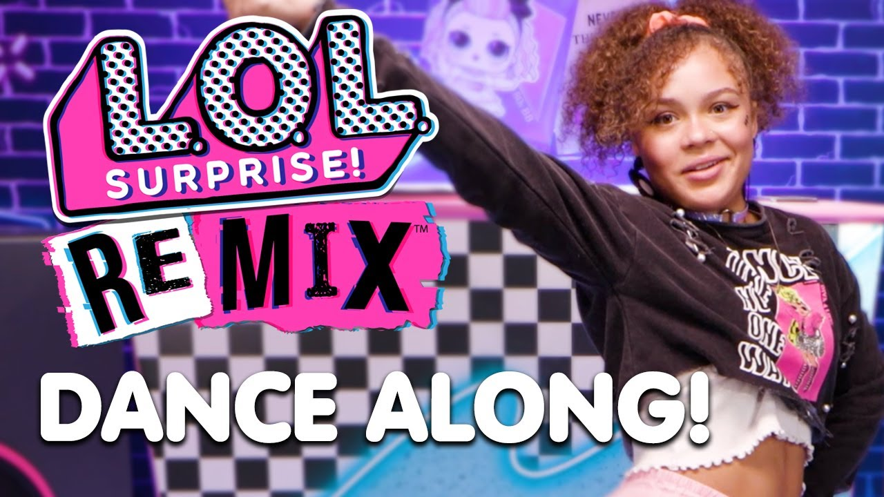 It's Time to get Extra (Like O.M.G)! | LOL Surprise Remix Dance Tutorial