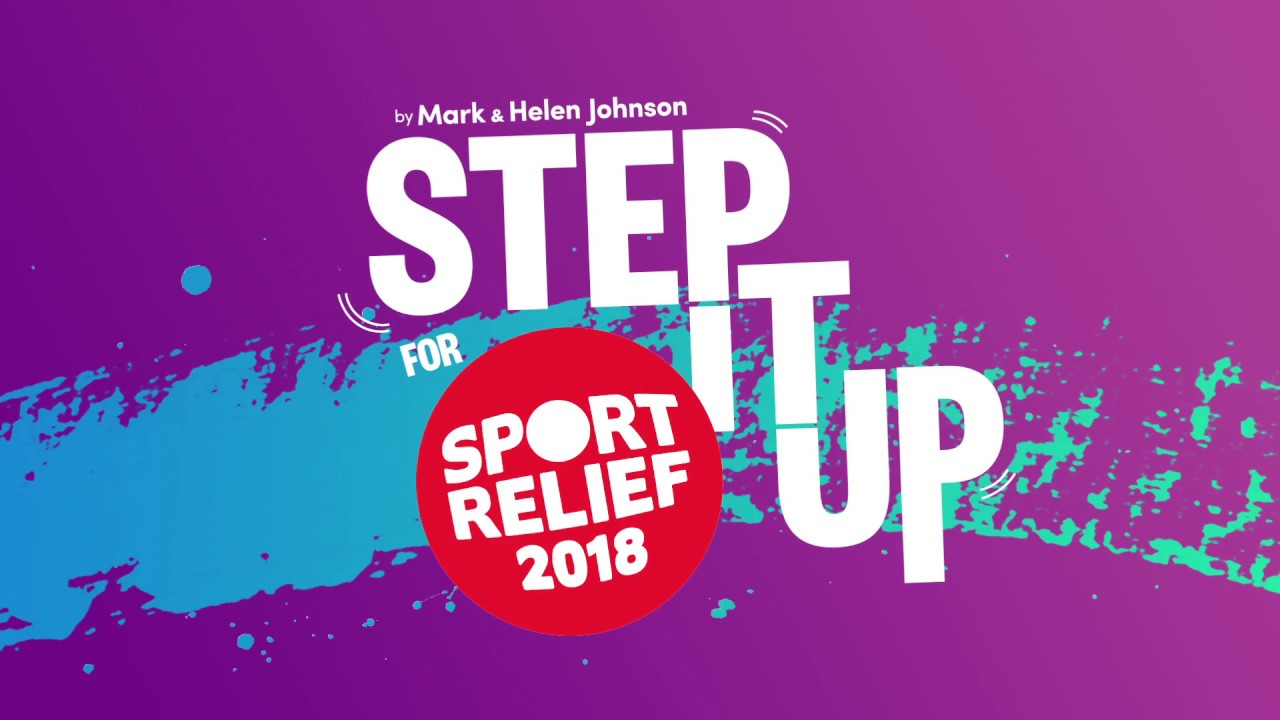 Step It Up For Sport Relief 2018 – Schools' Song From Out of the