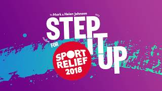 Step It Up For Sport Relief 2018 – Schools' Song From Out of the Ark Music (Official)