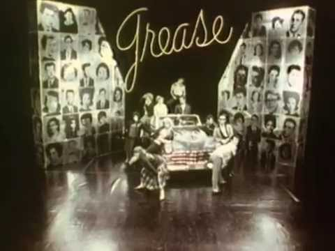 GREASE on Broadway  Original Production TV Commercial