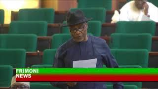 nigeria news: nigeria house of representative react to the mopol strike action