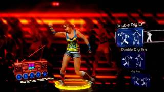 Dance Central - Evacuate the Dancefloor