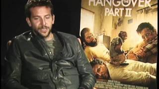 Bradley Cooper - The Hangover Part II Interview