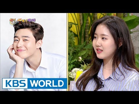 """Jin JiHee's heart dropped when Park Seojun said to her, """"Go out with me.""""[Happy Together/2017.09.14]"""