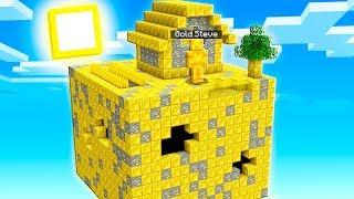 I FOUND Gold Steve