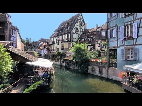 Colmar, Alsace (das Elsass), France [HD] (videoturysta.eu)