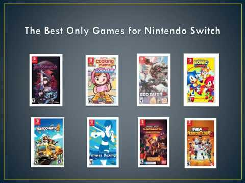 Addictive Nintendo Video Games