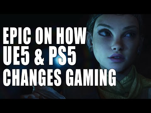 epic-on-how-ps5-&-ue5-changes-gaming- -radeon-xtxh-&-nashira-point-gpus-spotted