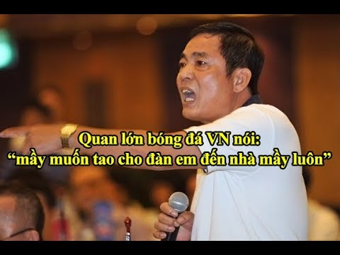Ai đã làm NÁO LOẠN cả nền bóng đá Việt Nam mấy ngày qua